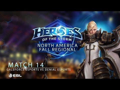 Gale Force vs Denial - NA Fall Regional #2 - G2