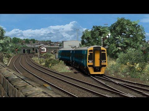 Train Simulator 2019: First Look - North Wales Coastal Holyhead Extension.