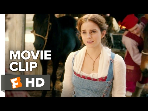 Thumbnail: Beauty and the Beast Movie Clip - Belle (2017) | Movieclips Trailers
