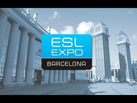 ESL Expo Barcelona: Entrevista