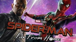 REACCIÓN  TRÁILER 2 DE SPIDER-MAN: FAR FROM HOME//LEJOS DE CASA