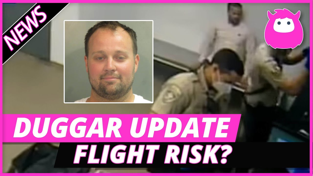 Josh Duggar arrested: Former reality TV star released from jail ...