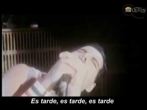 Que es its late en español