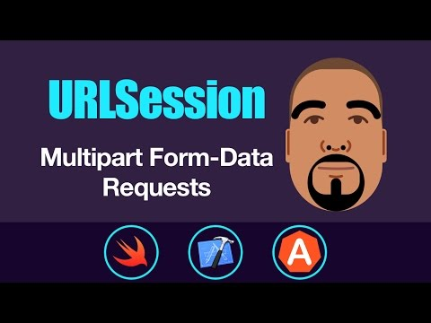 URLSession: Multipart Form-Data Requests | Swift 3, Xcode 8