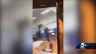 Police investigating after video shows teacher assaulting student at metro school