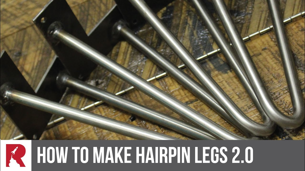 How to make a hairpin 29