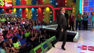 The Price Is Right - Drew Carey can DANCE!