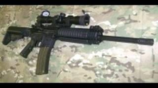 LWRC M6-A2 6.8 SPC