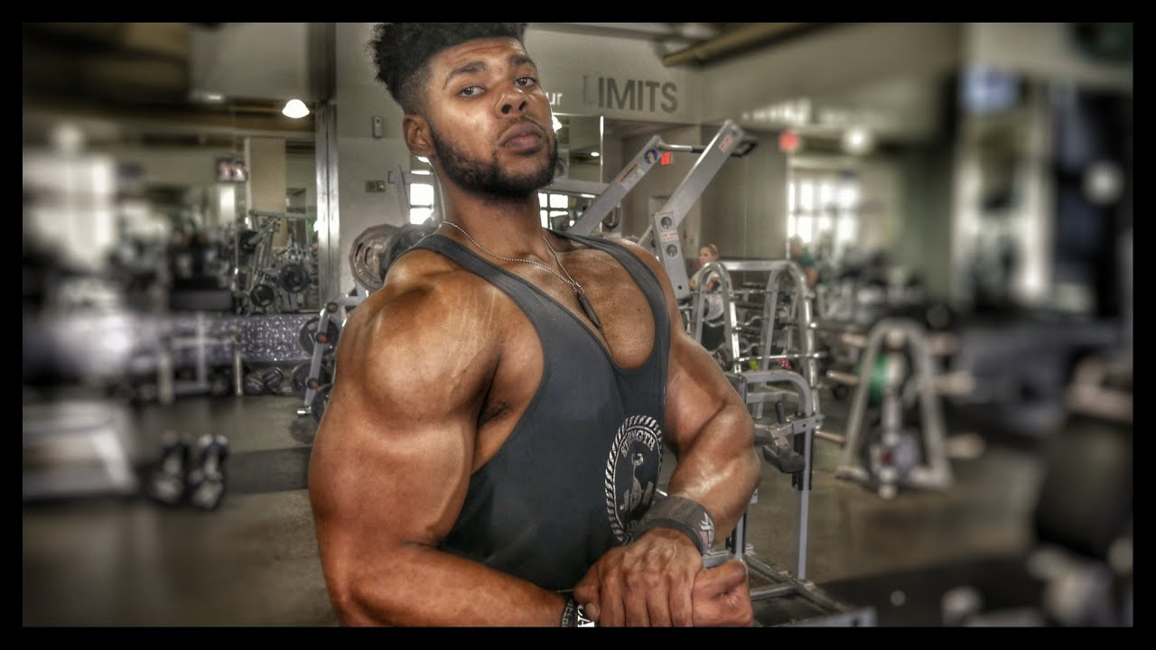 Chest Shoulders Biceps And Triceps Bodybuilding Workout