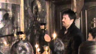 В храме Святителя Тихона ( урок