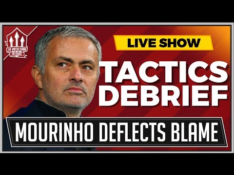 Jose MOURINHO Is To Blame! Manchester United News Now