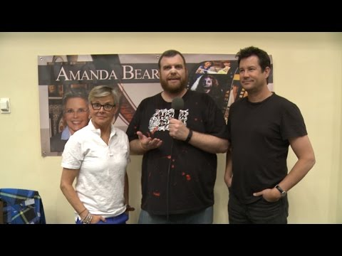 Interview w/ AMANDA BEARSE & WILLIAM RAGSDALE - The Horror Show