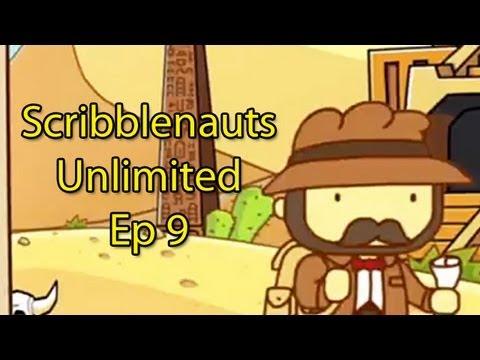 Scribblenauts Ep.9 - F...
