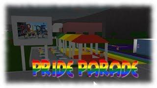 Roblox| PRIDE PARADE| Bloxburg