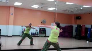 Shake Senora, Pitbull Zumba Choreography
