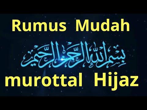 Belajar Irama HIJAZ Alfatihah /season 2