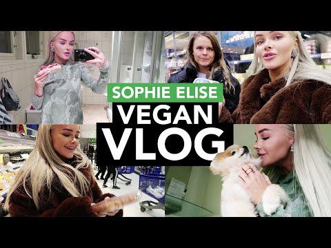 SOPHIE ELISE: Hva jeg spiser i løpet av en dag // VEGAN