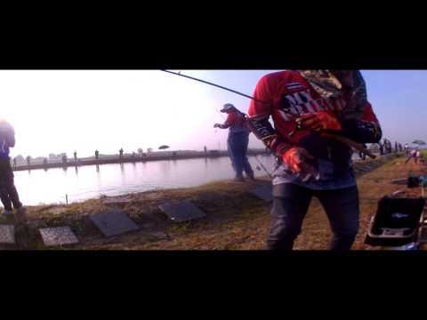 หัวจิ๊ก Hunter X 7g. บ่อบุพเฟ่ปลาเช้า ไม่ทำให้ผิดหวัง ณ.บ่อกัดรัง ปทุมธานี(บุปเฟ่วันพุธ)