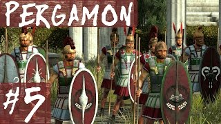 Total War Rome 2 : Black Sea Colonies : Pergamon 5