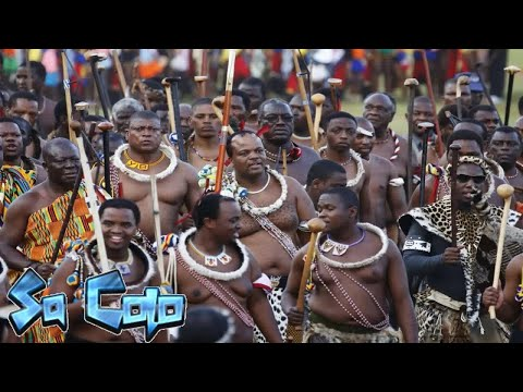 King Mswati IIIof Swaziland renames country 'eSwatini'