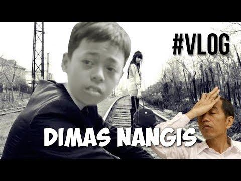 Suka Duka Dimas Di Lokasi Syuting | Dimas Vlog #2