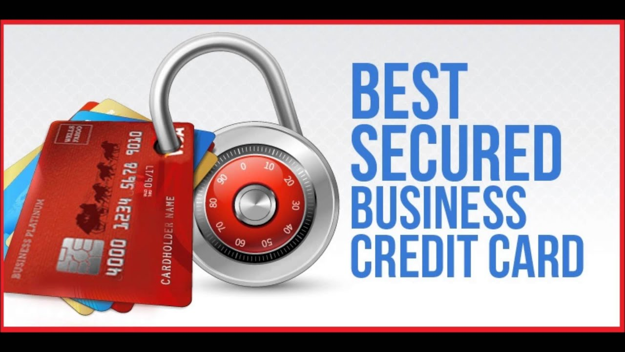 SECURED BUSINESS CREDIT CARD - YouTube