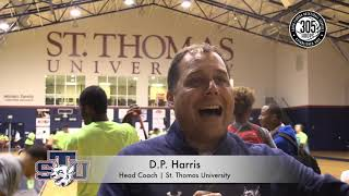 305 HOOPS Interviews: D.P. Harris | Head Coach | St. Thomas University