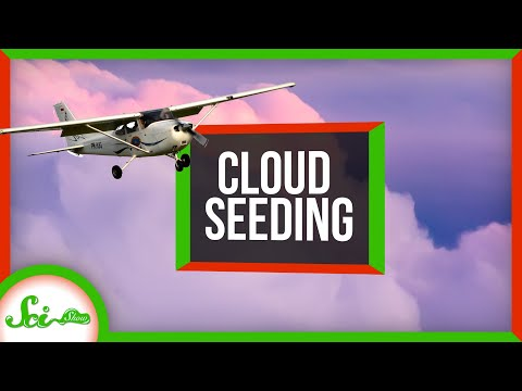 Let it Snow! The First Direct Measure of Cloud Seeding | SciShow News