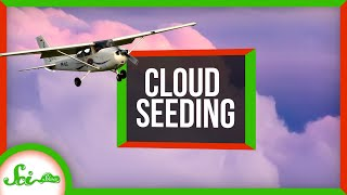 Let it Snow! The First Direct Measure of Cloud Seeding   SciShow News