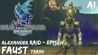 "Final Fantasy 14: Heavensward | Faust ""Episch"" (Trash) 