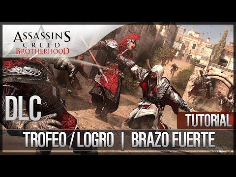 Assassin's Creed Brotherhood | Walkthrough Guía | Trofeo / Logro | Brazo fuerte