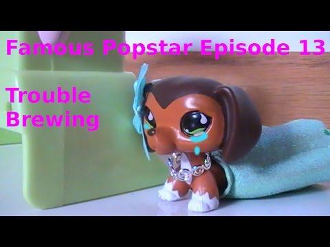 LPS Famous Popstar Episode 13 (Trouble Brewing) - Season Finale Part 2/3