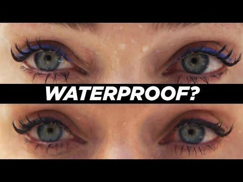 Thumbnail: Olympic Swimmer Tests Waterproof Makeup