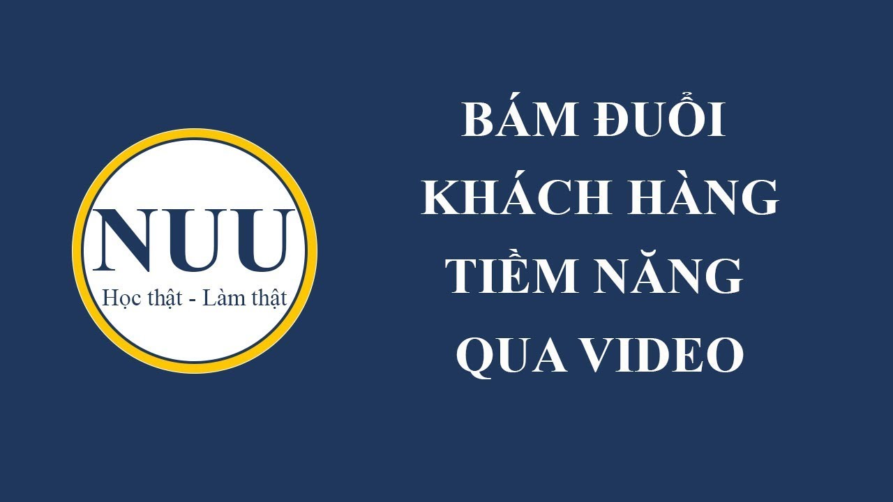 Facebook Marketing Cơ Bản – P3: Quảng Cáo Remarketing Video