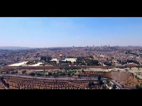 """2017: TV-Doku """"Reise nach Jerusalem"""" mit Detlev Jöcker"""