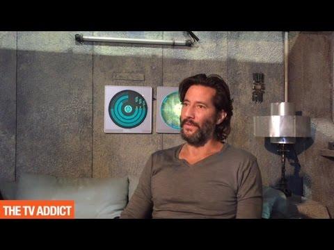 The 100 Set Visit Interview - Henry Ian Cusick