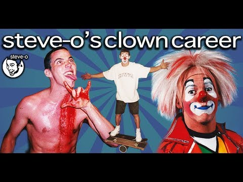 The Ridiculous Story Of My Clown Career | Steve-O