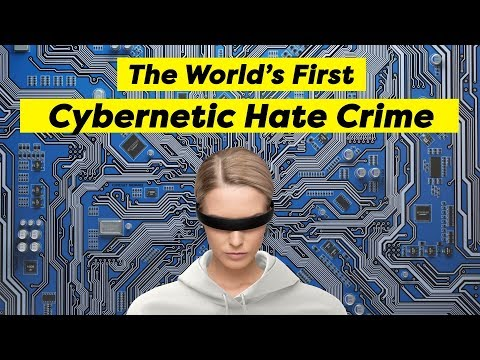 The First Cybernetic Hate Crime