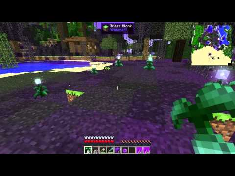 Thaumcraft 4 Tutorial: Ethereal Bloom And Taint.