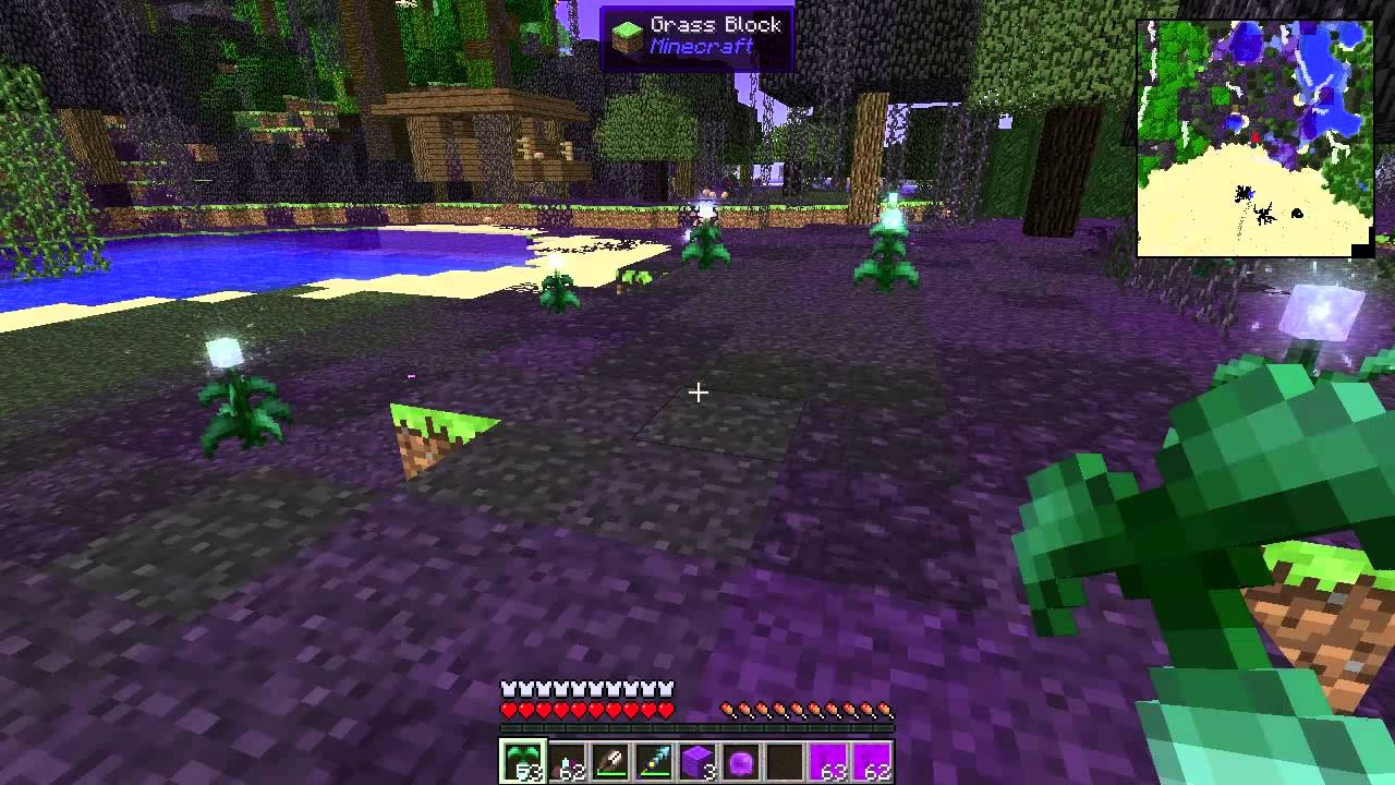 Thaumcraft 4 Tutorial: Ethereal Bloom and Taint