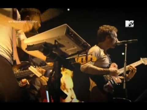 Coldplay - God Put A Smile Upon Your Face (Live Tokyo 2009) (High Quality video) (HQ)
