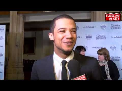 Game of Thrones Grey Worm Interview - Jacob Anderson