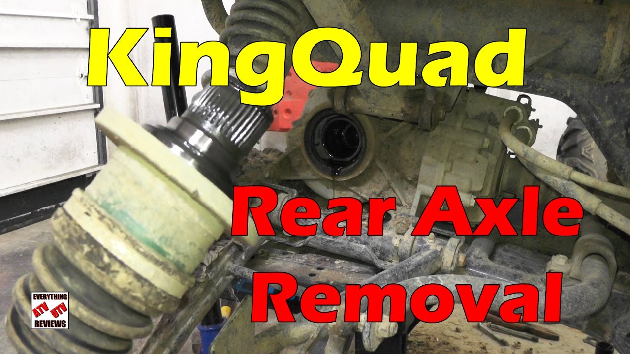 King quad rear hub diagram diy wiring diagrams how to remove rear axle kingquad axi atv tech tip 450 500 700 750 rh youtube com 50 and 70 atv quad wiring diagram suzuki quad 160 wiring diagram cheapraybanclubmaster Choice Image