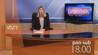 VTV Dnevnik najava 07. rujna 2019.