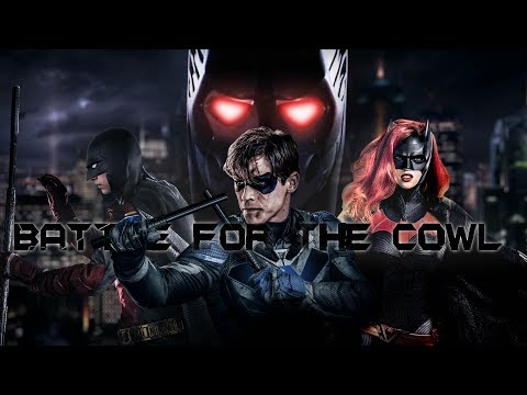 Batman: Battle For The Cowl - Expanded Trailer (Fan-Made)