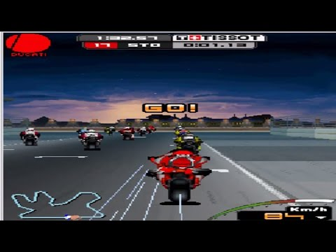 Moto GP 09 java game