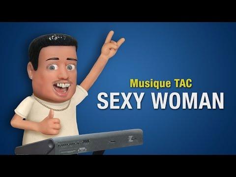 Sexy Woman – Têtes à claques
