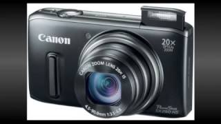 Best Point and Shoot Camera 2013 - Features & Specs, The Pro