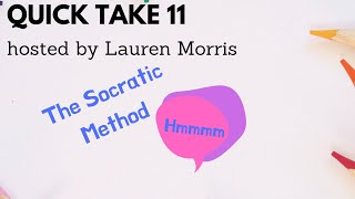 The Improv Teachers: Quick Take #11, Socratic Method