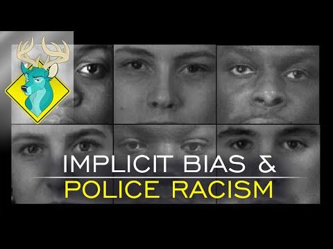 TL;DR - Implicit Bias & Police Racism